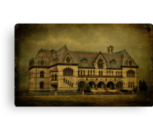 Old Post Office - Customs House Canvas Print