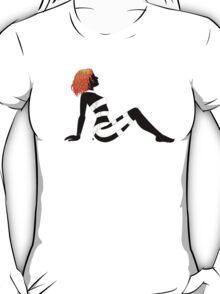 Leeloo Dallas Mudflap T-Shirt
