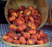Fresh Peaches by CavyGirl