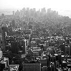 New York Skyline - Lower Manhattan by RogueWeasley