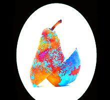 Planetary Pear. by Xandar