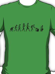 Evolution of The Thinker T-Shirt