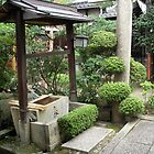 Small temple in Gion - Kyoto by cbrymnerphotos