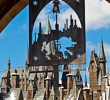 Hogsmeade: Please Respect The Spell Limits by Scott Smith