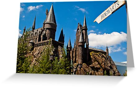 The Wizarding World of Harry Potter: This Way To Hogwarts by Scott Smith