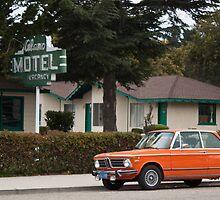 Los Alamos Motel by Renee D. Miranda
