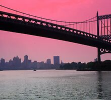 Triborough Bridge by Christina Martinez