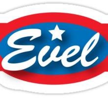 Evel Knievel - Horizontal Strip V.2 Sticker
