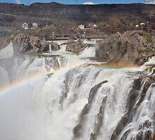 Shoshone Falls, Twin Falls Idaho by DiamondCactus