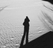 Shadows on the Sand by Milena Ilieva