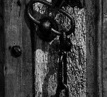 Rusty handle  by yampy