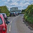 Narrow Roads in Norfolk UK by Yukondick