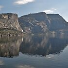 Hetch Hetchy Reflected.... by Bob Moore