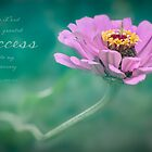 Zinnia Crooked by JulieLegg
