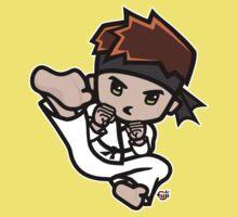 Martial Arts/Karate Boy - Jumpkick Kids Clothes