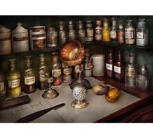 Pharmacy - Items from the specialist Photographic Print