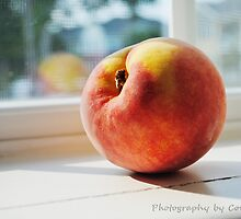 Just Peachy by Corinne Buescher