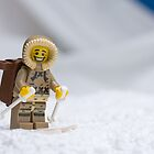 Lego induced smiles by Kevin  Poulton - aka &#x27;Sad Old Biker&#x27;