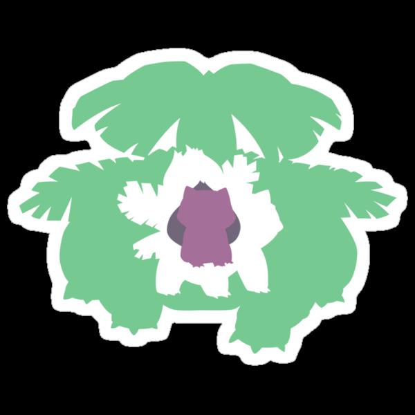 Bulbasaur - Ivysaur - Venusaur by lomm