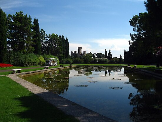 The Water Gardens  # 1 - Sigurtà - Italy by sstarlightss