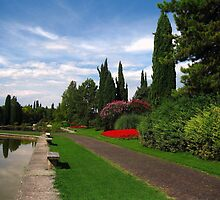The Water Gardens # 4 - Sigurtà - Italy by sstarlightss
