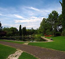 The Water Gardens # 5 - Sigurtà - Italy by sstarlightss