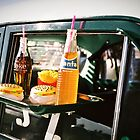 drive in diner style by Nathan Shoemark