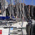Sailing Yachts by Noel Elliot