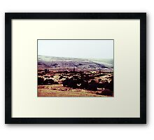 Dreea'at Village Framed Print