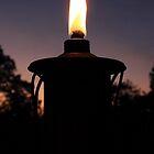 Pool Candle by nrsedude