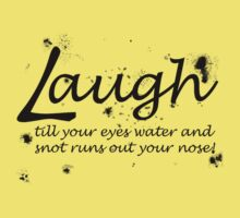 Laugh by Lighthouse Project