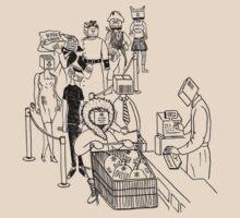 Boxheads by Dylan DeLosAngeles