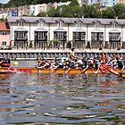 Bristol Dragon boat racing by TimLarge