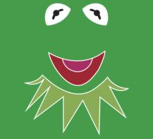 Kermit by Amy Huxtable