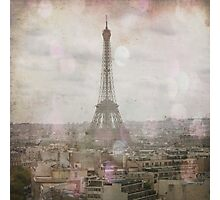 Dreaming of Paris Photographic Print