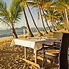 Alfresco - Far Horizons, Palm Cove by TonyCrehan