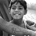 Boy From Hama by John Wreford