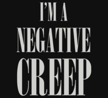 Negative Creep by zeroism