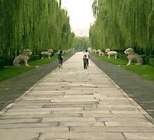 The Ming Tombs - The Spirit Way by © Hany G. Jadaa © Prince John Photography