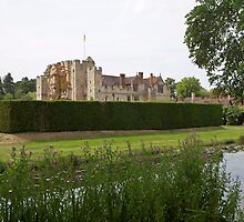 Hever Castle, Hever, Kent,UK by Keith Larby