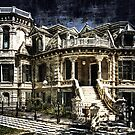 Galveston Mansion (view large) by ☼Laughing Bones☾