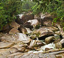 Babinda Boulders by TonyCrehan
