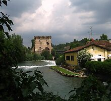Borghetto sul Mincio by sstarlightss