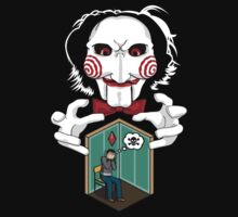 Jigsaw Sims Torture by Faniseto