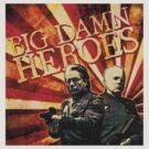 Big D#*n Heroes by thistle9997