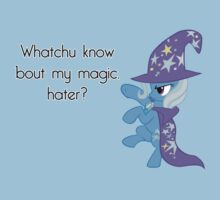 Whatchu know bout magic? by LcPsycho