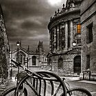 Oxford at Midnight by David Jacks