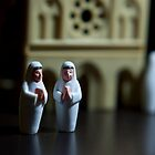 Lee Lee Ingram&#x27;s &#x27;Nuns&#x27; by Art 4 ME