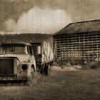 Latsha Lumber Company by Shelley Neff