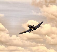 Vought F4U Corsair by Clive